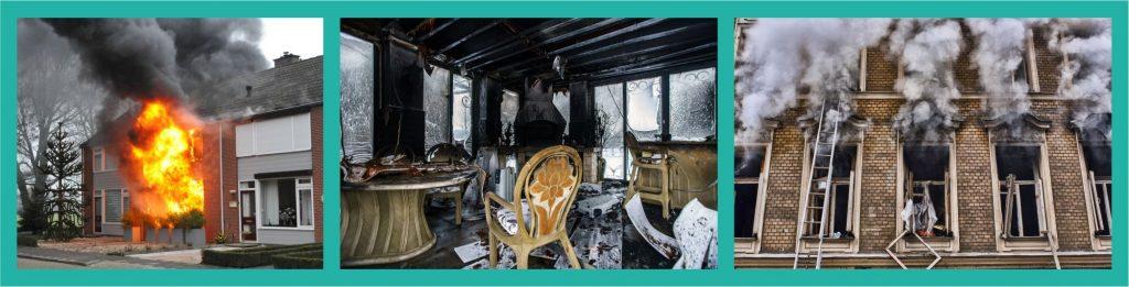 Dommages suite à un incendie - contre expertise