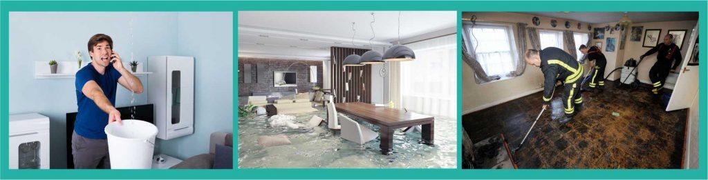 Dégâts des eaux contre expertise